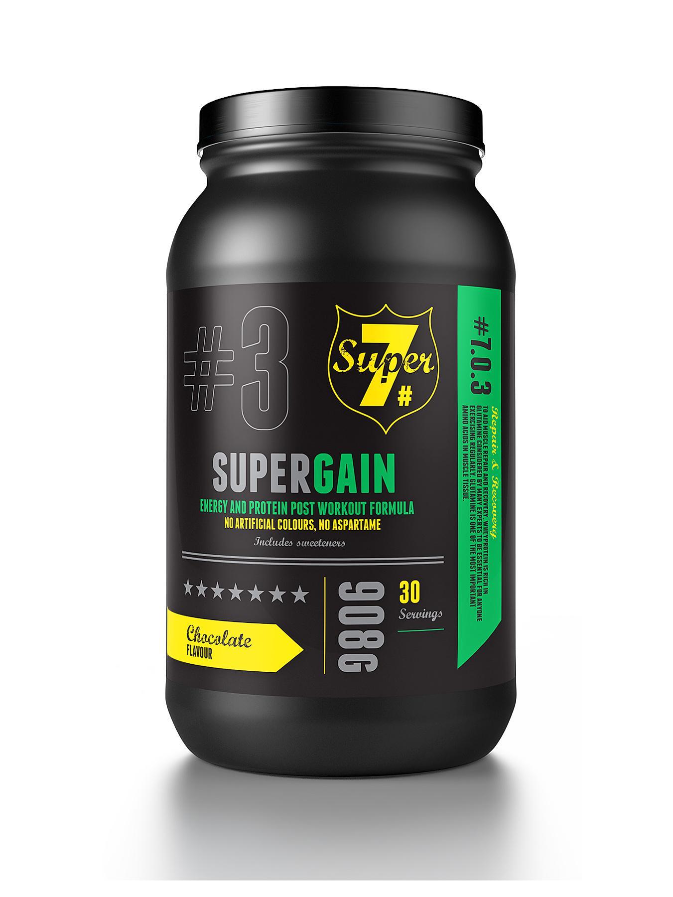 Super 7 Super Gain 908g