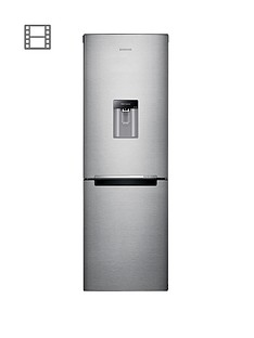 samsung-rb29fwrndsa-60cm-frost-free-fridge-freezer-with-digital-inverter-technology-next-day-delivery-silver