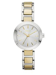 dkny-ladies-round-dial-two-tone-watch