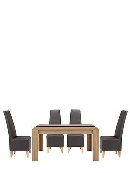 joanna-table-and-4-manhattan-chairs