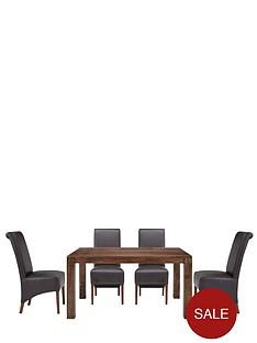 new-dakota-145-cm-dining-table-4-sienna-chairs