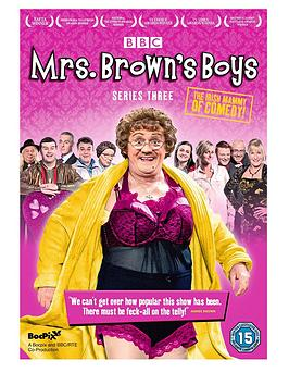 mrs-browns-boys-series-3-dvd