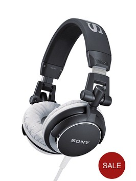 sony-mdr-v55-on-ear-headphones