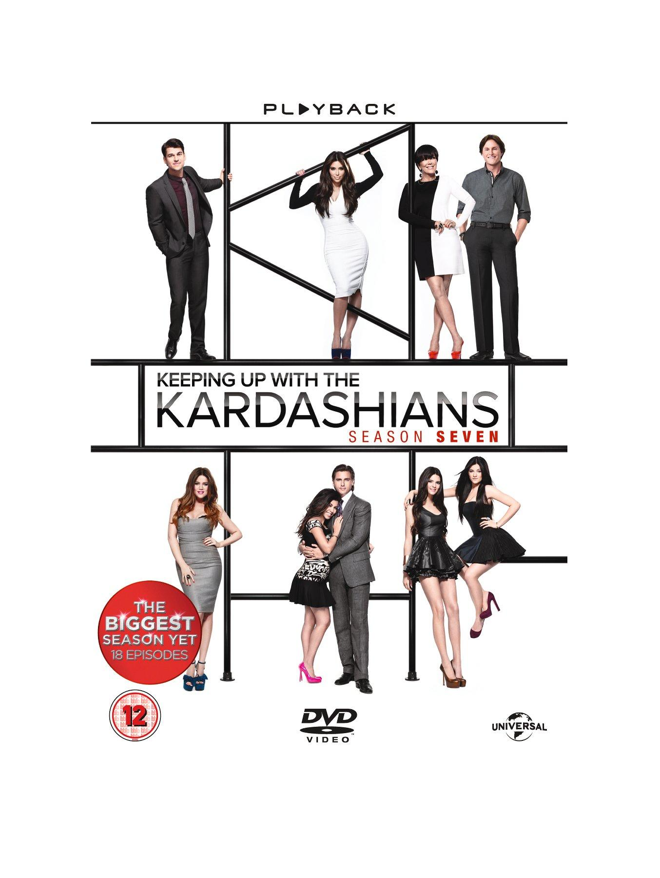 Keeping Up With The Kardashians - Season 7 DVD