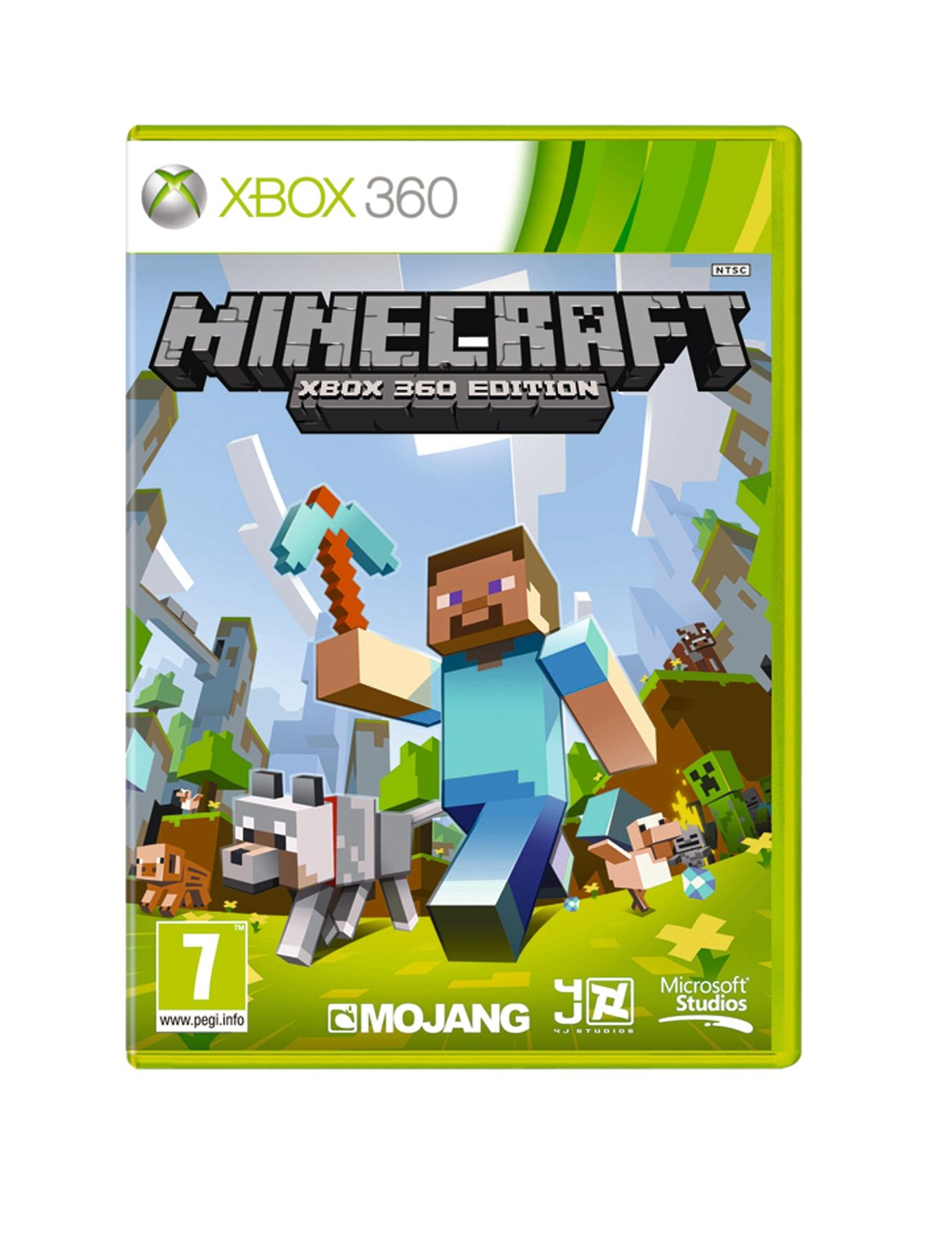how to play minecraft xbox 360 online multiplayer