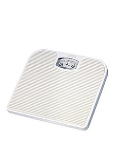 sabichi-white-mechanical-bathroom-scales