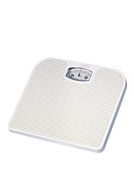 sabichi-white-mechanical-bathroom-scales