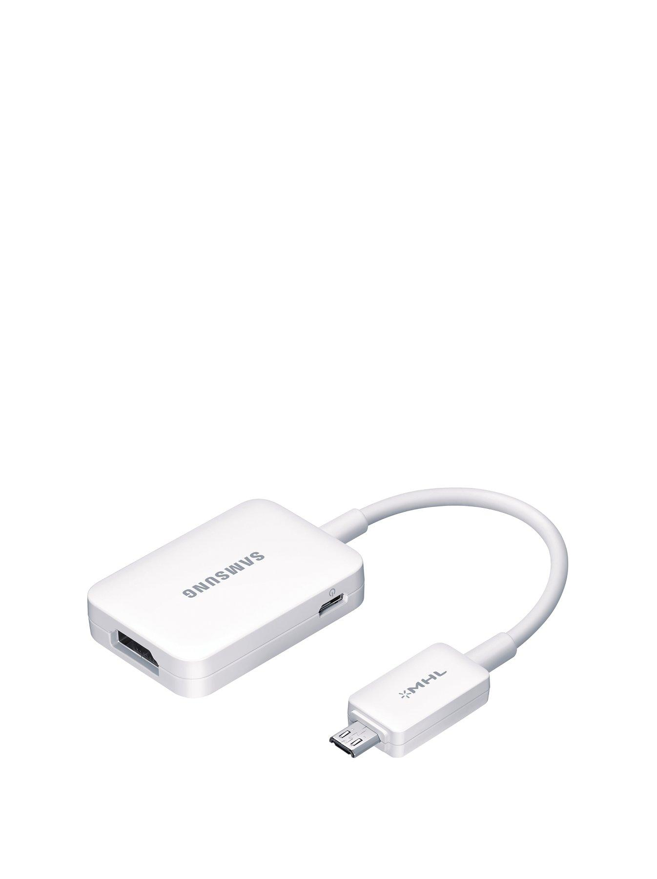 Samsung Galaxy S4 HDTV Adaptor - White