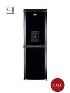 beko-cfd5834apb-55cm-fridge-freezer-next-day-delivery-black