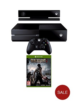 xbox-one-console-with-kinect-dead-rising-3-and-optional-3-or-12-months-xbox-live