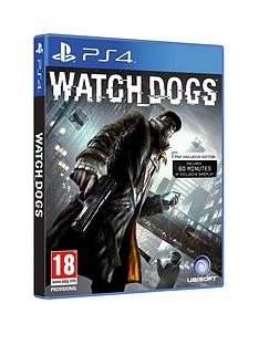 playstation-4-watch-dogs-with-optional-3-or-12-months-playstation-plus