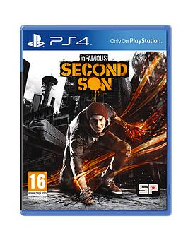 playstation-4-infamous-second-son-with-optional-3-or-12-months-playstation-plus