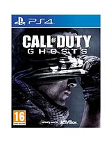 Call of Duty: Ghosts with Optional 3 or 12 Months PlayStation Plus