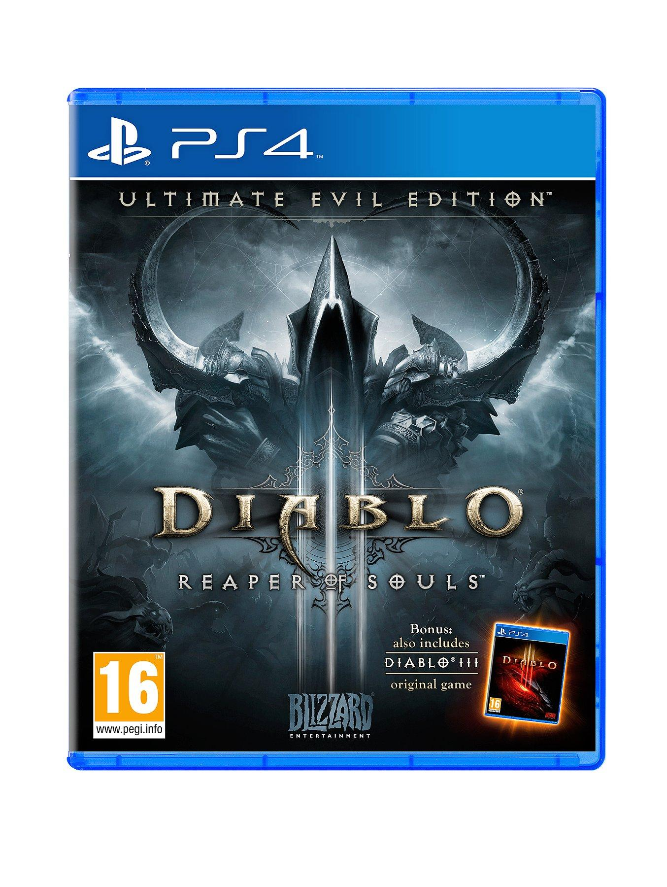 Playstation 4 Diablo 3: Ultimate Evil Edition