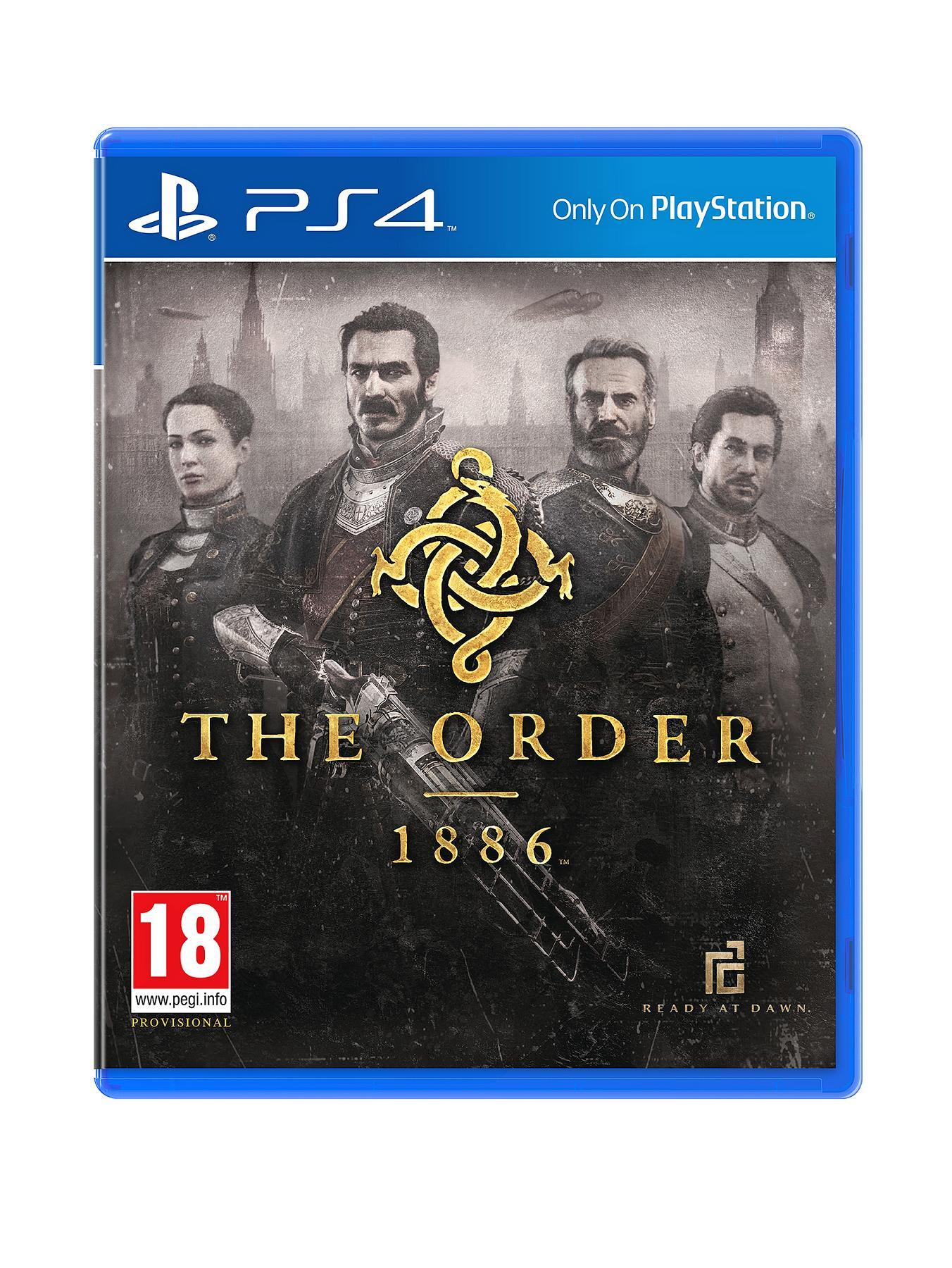 Playstation 4 The Order: 1886