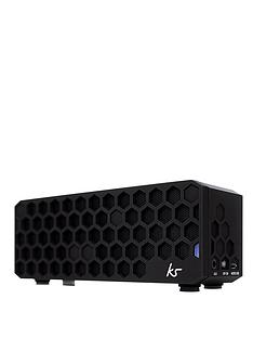 kitsound-hive-bluetoothreg-wireless-portable-stereo-speaker-black