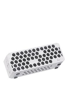 kitsound-hive-bluetoothreg-wireless-portable-stereo-speaker-white