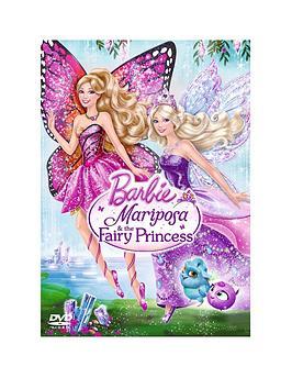 barbie-barbie-mariposa-and-the-fairy-princess-dvd