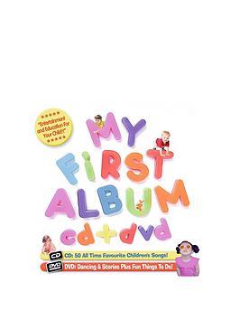 my-first-album-cd