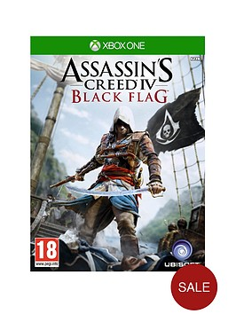 xbox-one-assassins-creed-4-black-flag-with-optional-3-or-12-months-xbox-live-gold