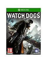 Watch Dogs with Optional 3 or 12 Months Xbox Live
