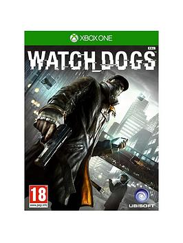 xbox-one-watch-dogs-with-optional-3-or-12-months-xbox-live