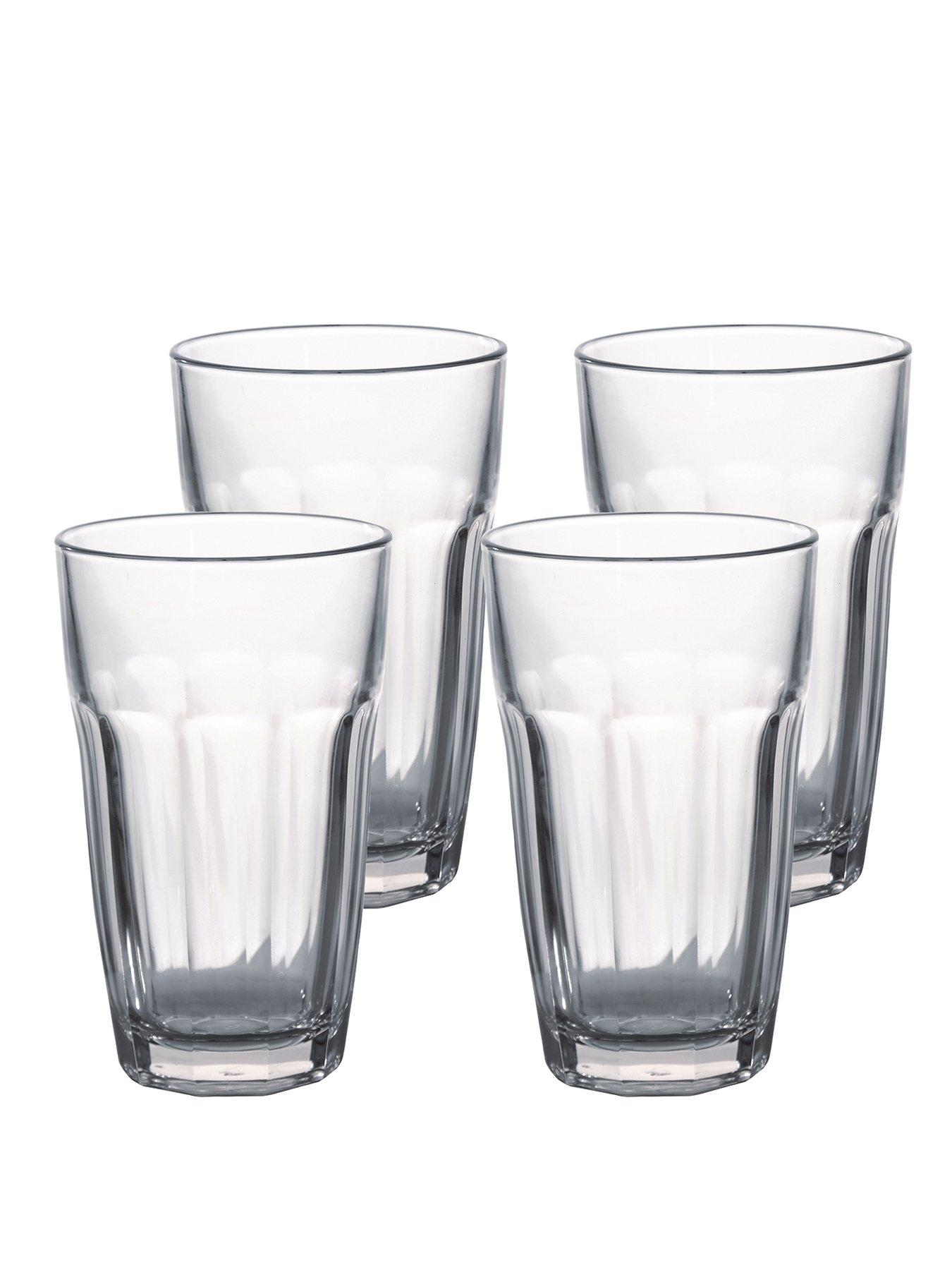 Ravenhead Rayware Manhattan 4 Hi Ball Glasses