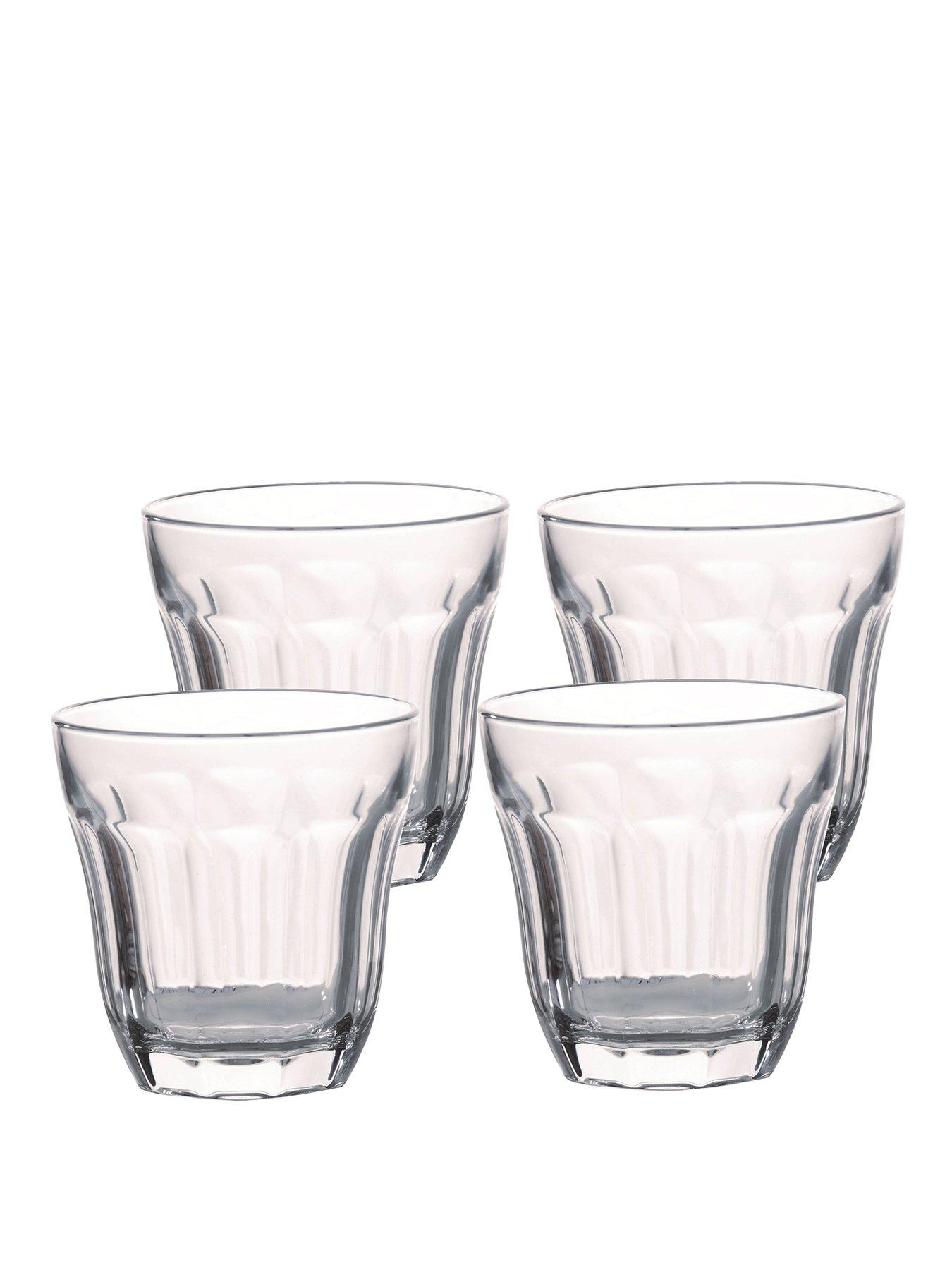 Ravenhead Manhattan 4 Pack Mixer Glasses