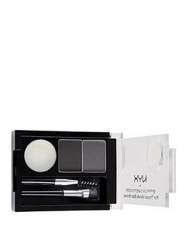 nyx-eyebrow-cake-powder-black
