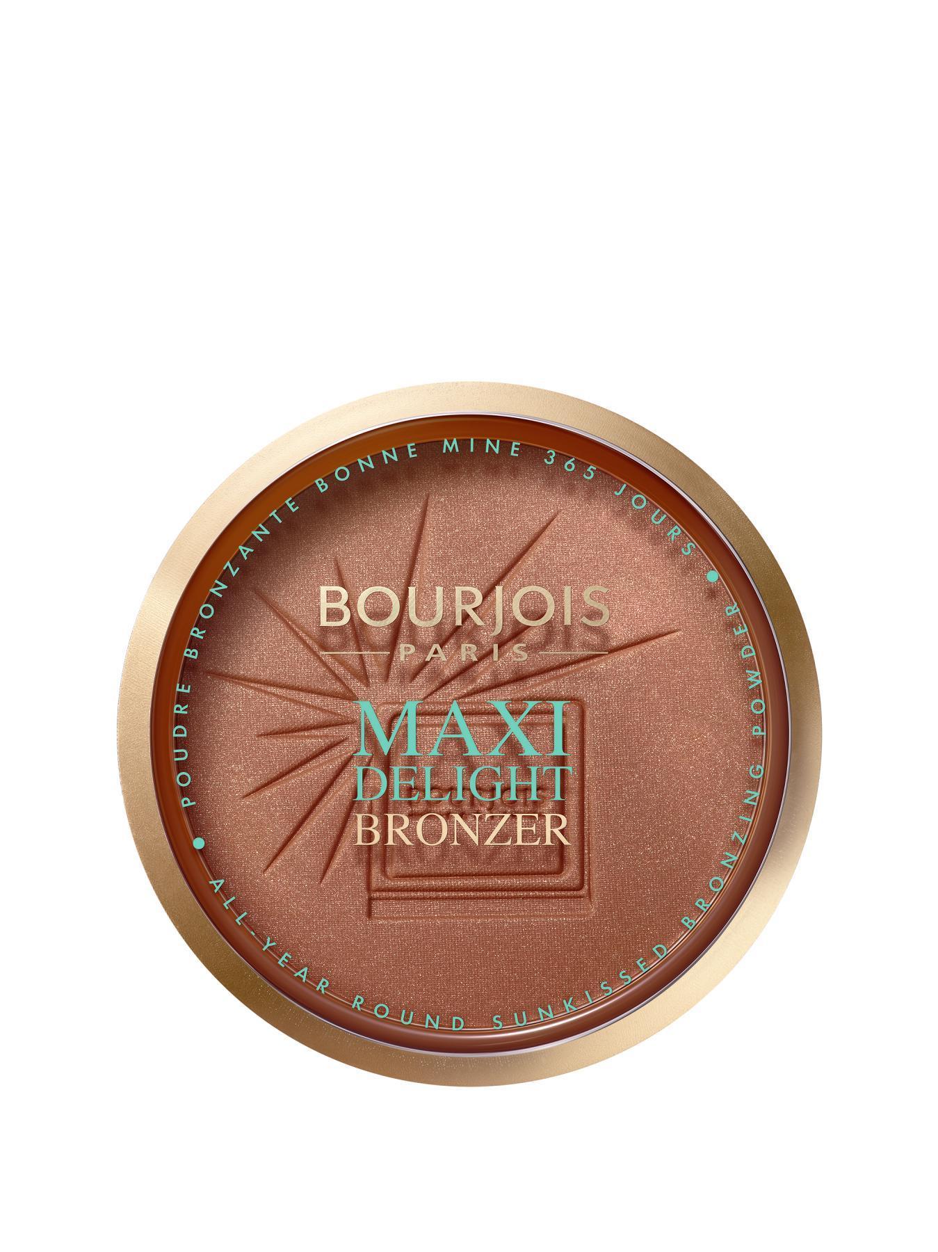 Bourjois Maxi Delight Bronzer & FREE Compact Mirror*