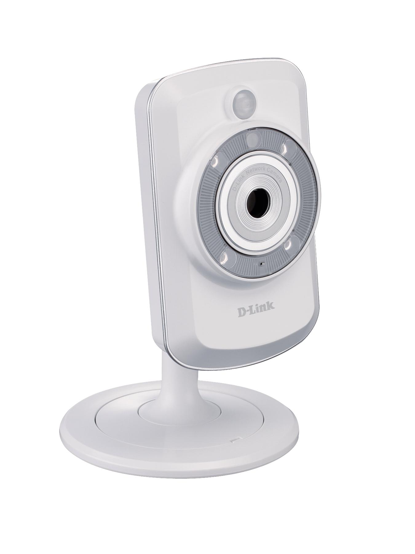 D-Link DCS-942L Wireless Day and Night Home Network Camera with mydlink