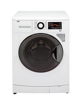beko-wda91440w-1400-spin-9kg6kg-load-washer-dryer-white