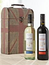 Wine's in Retro Carrier