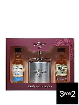 glenlivet-duo-and-hip-flask-set