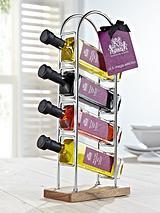 Oil and Vinegar Rack