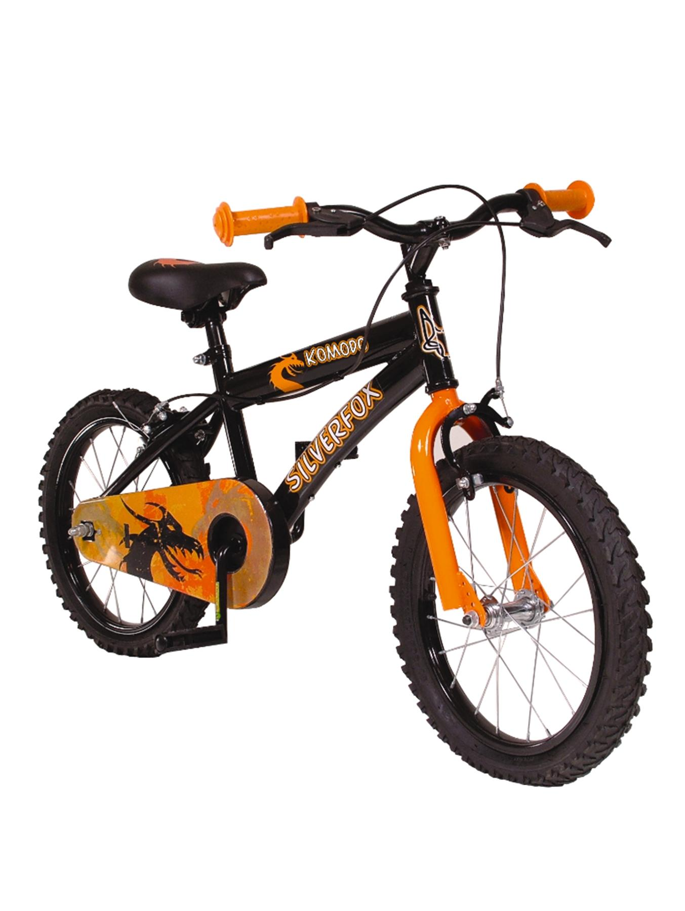 Bikes For Toddlers 3-4 Years Komodo inch Boys Bike
