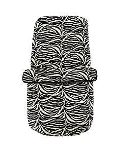 ladybird-fleece-footmuff-zebra