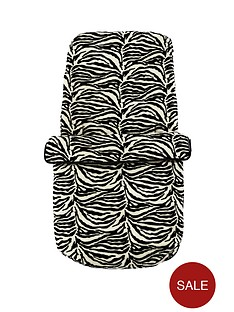 ladybird-fleece-footmuff-zebra