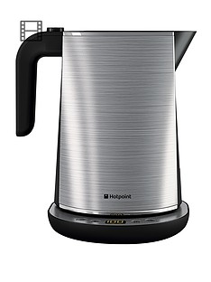 hotpoint-wk30eax0uk-stainless-steel-digital-kettle