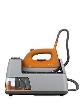hotpoint-sgc10aa0uk-steam-generator-orange