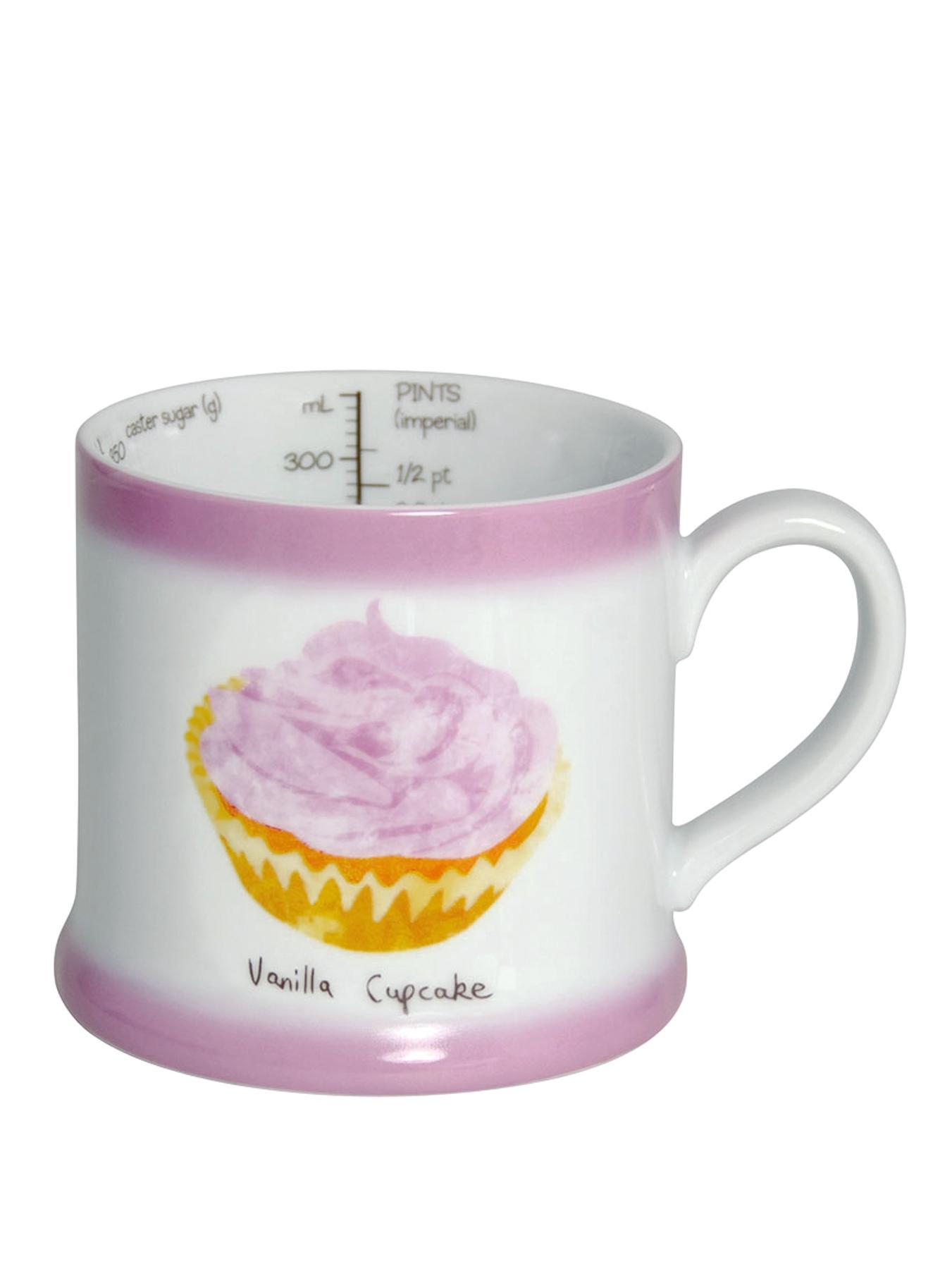 Cupcake Recipe Mug
