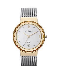 skagen-klassik-stainless-steel-wrist-ladies-watch