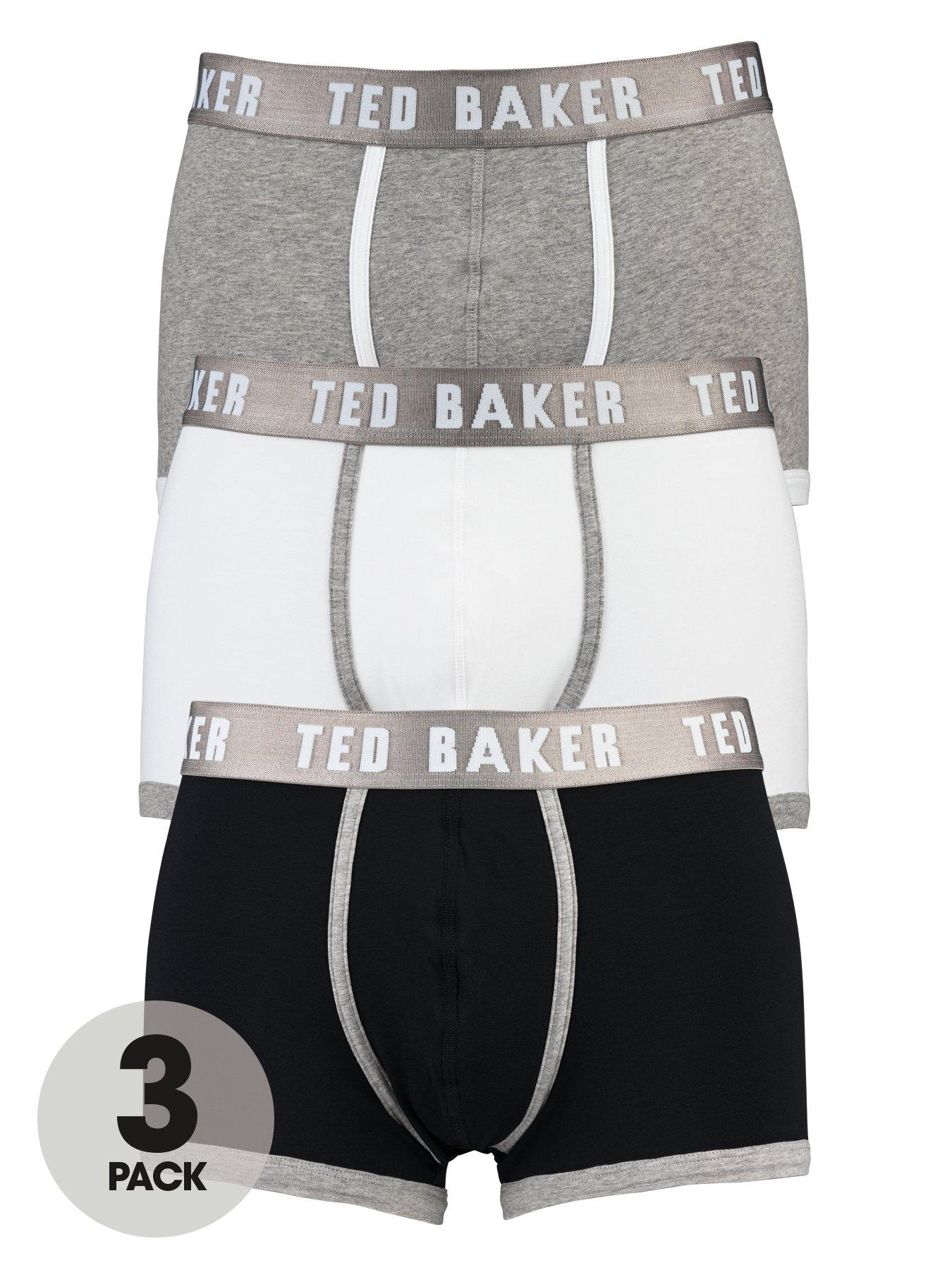 Ted Baker Mens Trunks (3 Pack)