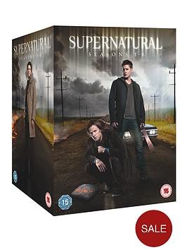 supernatural-series-1-8-blu-ray