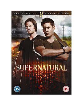 supernatural-complete-series-8-dvd