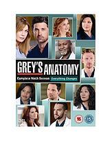 Grey's Anatomy - Season 9 DVD