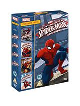 Ultimate Spider-Man - Vols. 1-4 DVD