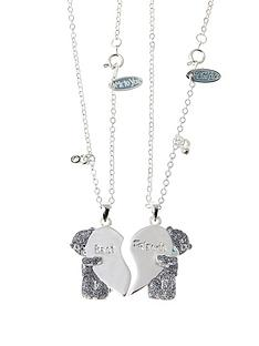 me-to-you-tatty-teddy-silver-plated-set-of-two-best-and-friend-pendant-necklaces-with-crystal-stones