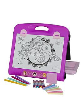 disney-princess-travel-art-easel