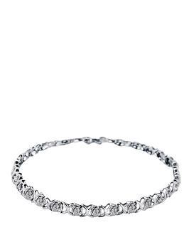 love-diamond-9-carat-white-gold-1-carat-diamond-kiss-bracelet